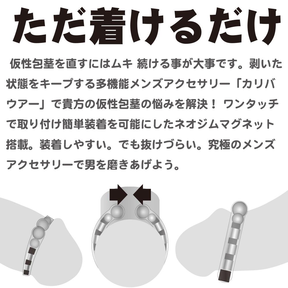 【お試し用に最適!】カリバウアー ビギナー単品(ストラップ付) BEGINNER