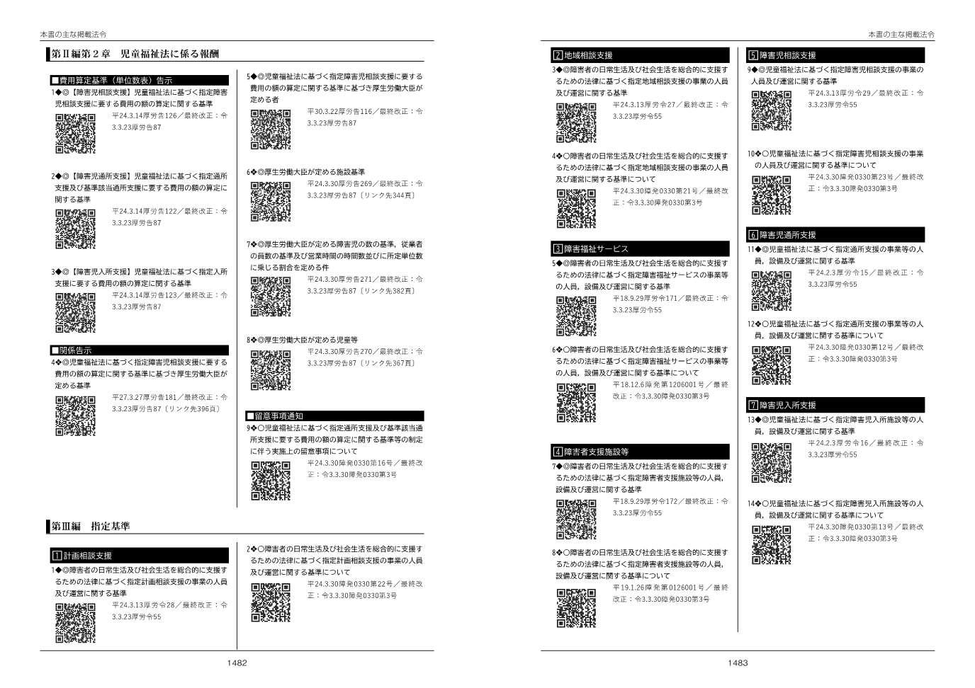 障害福祉サービス報酬の解釈 令和3年4月版
