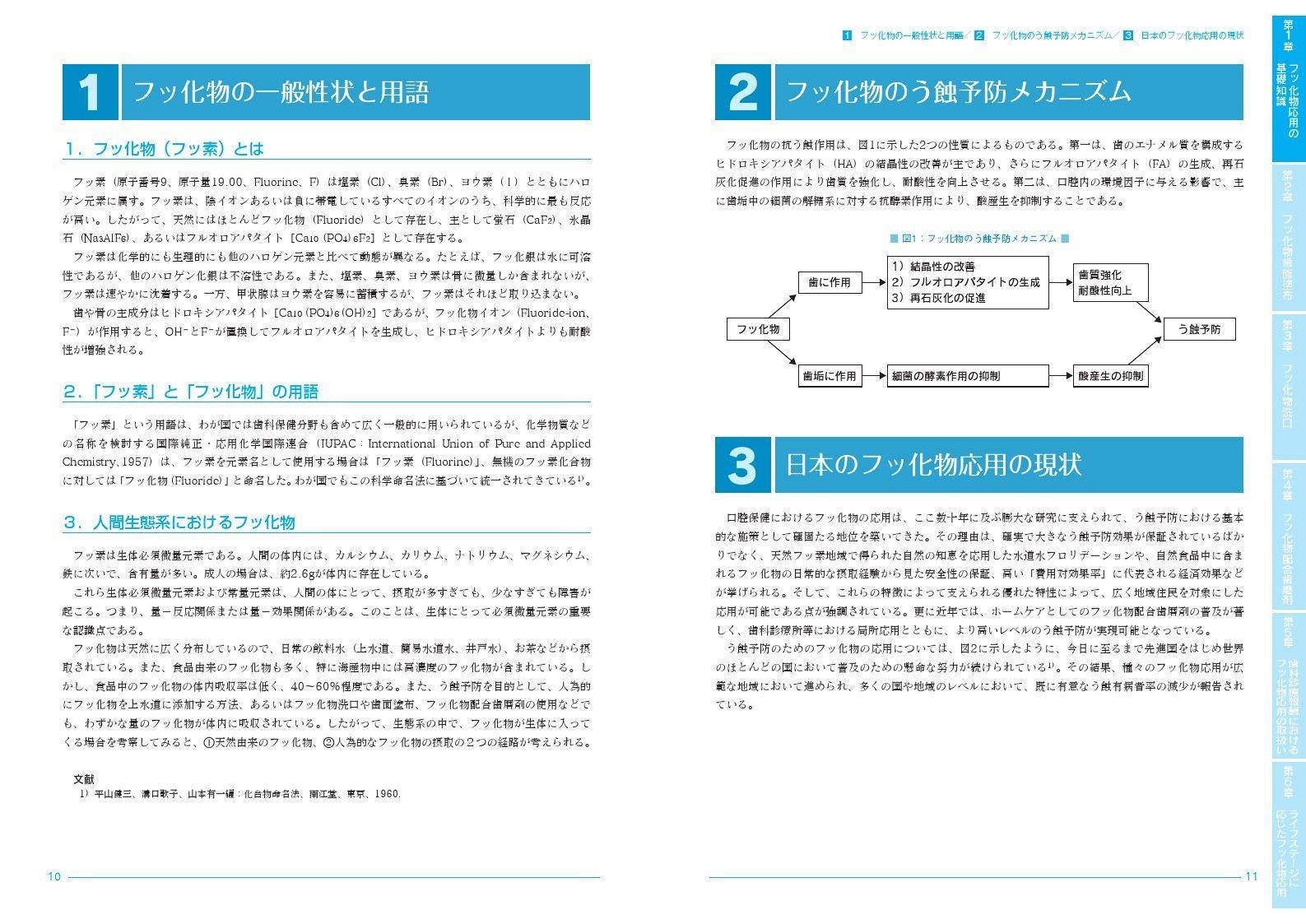 う蝕予防の実際 フッ化物局所応用実施マニュアル