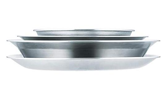 【新品】【送料無料!】Kakusee カクセー SOLA ソラリラ キャンピング ボウル&プレート アウトドア食器 4点セット ステンレス製 PP-10