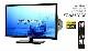 お待たせしました!DVDプレーヤー内蔵テレビ入荷です!!【新品】ネクシオン DVDプレーヤー内蔵 外付けHDD録画対応 24型(24インチ)地上デジタルフルハイビジョン液晶テレビ FT-A2420DB
