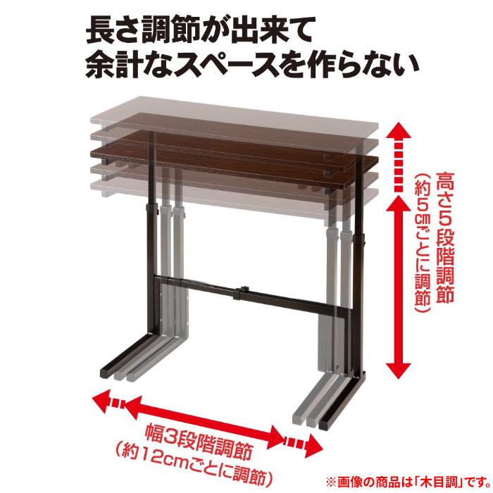 【新品】alphax アルファックス スライド式 薄型テレビ用ラック 耐荷重12kg 適応52インチまで ブラック 607205