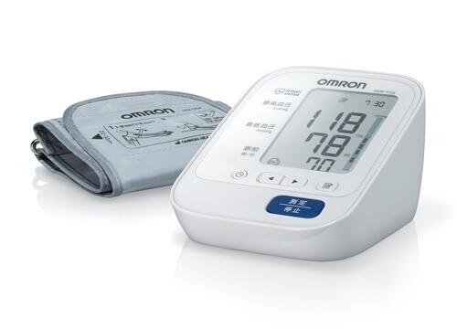 【新品】OMRON オムロン 上腕式血圧計 HEM-7133