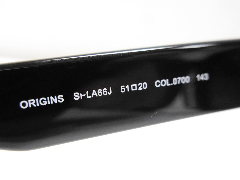 【新品】POLICE ポリス ORIGINS サングラス 男性用 SPLA66J 0700 ブラック+スモーク