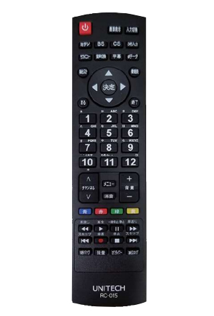 【中古/未使用品】【送料無料!】【代引き不可】UNITECH ユニテク 32V型 地上/BS/CSデジタル ハイビジョン液晶テレビ 外付けHDD録画対応 留守録対応 LCH3215S