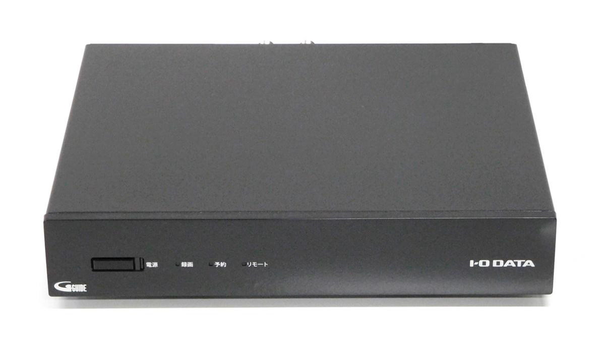 【中古】I-O DATA アイ・オー・データ 地上・BS・110度CSデジタル放送対応録画テレビチューナー REC-ON レックオン 2017年製 HVTR-BCTX3