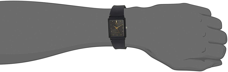 【新品】【訳あり特価】CASIO カシオ 腕時計 スタンダードクオーツ 文字盤カラー:ブラック MQ-38-1ADF
