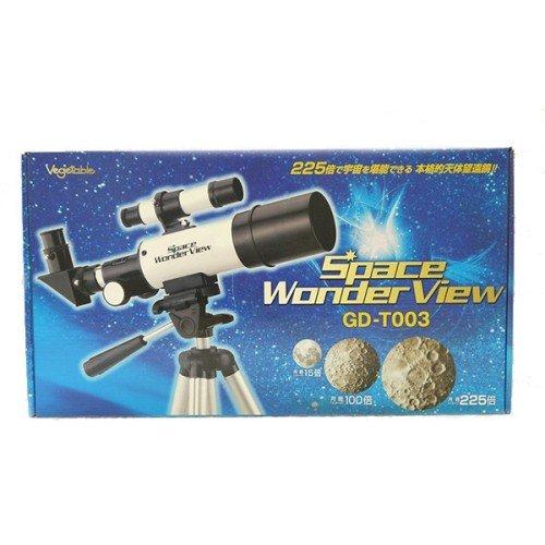 【新品】 天体望遠鏡 スペースワンダービュー GD-T003