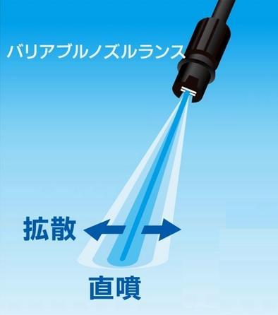 【新品】RYOBI リョービ 高圧洗浄機 高圧ホース5m AJP-1210