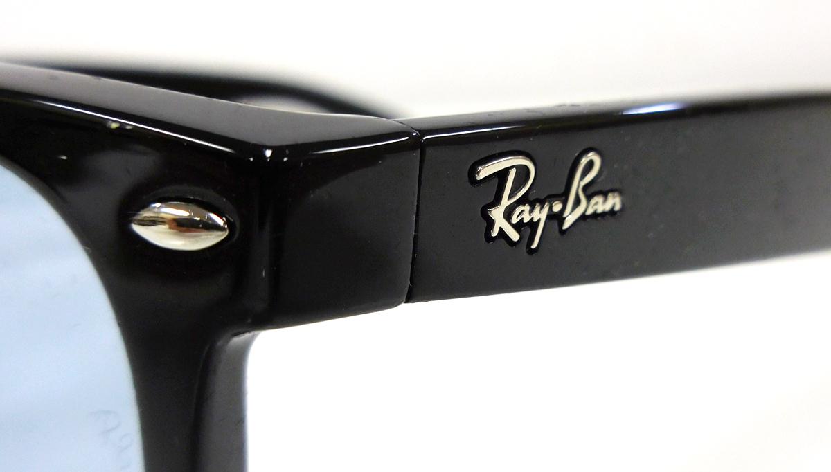 【新品】【送料無料!】Ray-Ban レイバン サングラス ニューウェイファーラー NEW WAYFARER CLASSIC JPフィット RB2132F 601/64 55-18