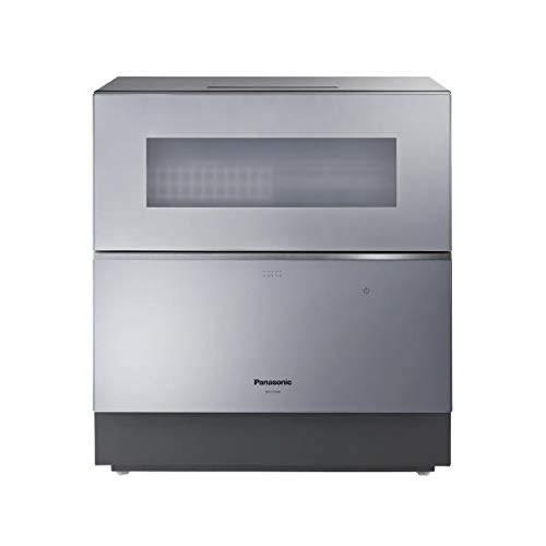 【新品】Panasonic パナソニック 食器洗い乾燥機 食洗機/食器洗い機 前開きドアタイプ シルバー NP-TZ100-S