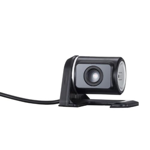 【新品】SaiEL サイエルインターナショナル M-WORKS リアカメラ付き 360度カメラ搭載 4.5インチ ドライブレコーダー 12V車専用 MW-DR360R1