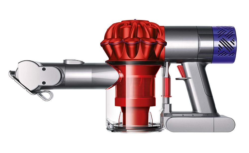 【新品】Dyson ダイソン V6 Top Dog コードレスクリーナー サイクロン式 ハンディ掃除機 付属品5個セット HH08MHPT