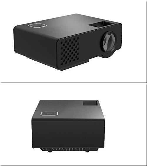 【新品】エアリア BEAM PLAY LEDプロジェクター 暗室向き 最大120インチ相当 1000ルーメン SD-PJHD01