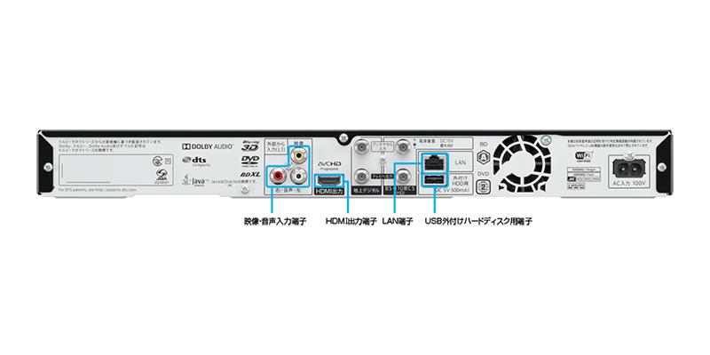 【新品】【送料無料!】SHARP シャープ ブルーレイディスクレコーダー AQUOS アクオス 2TBタイプ ダブルチューナー 2番組同時録画 2B-C20CW1