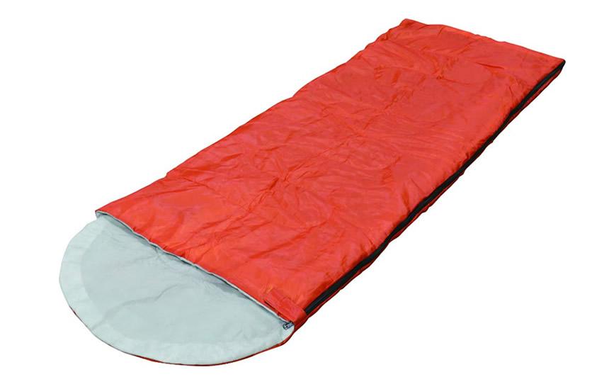【新品】MACROS マクロス 軽量コンパクトシュラフ/寝袋 重量約575g 快適温度約15℃〜 オレンジ MCO-58OR