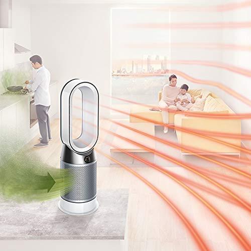 【新品】【代引き不可】dyson ダイソン 空気清浄機能付き ファンヒーター Dyson Pure Hot+Cool ホワイト/シルバー HP04WSN