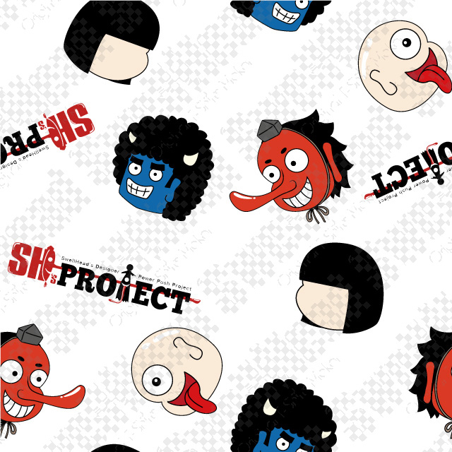 SwellHead's Characters