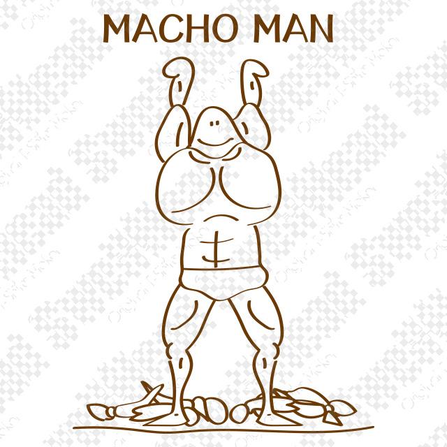 yashigani macho man(BI)