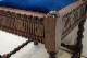 sl-10 1920年代 イギリス製 アンティーク オーク ツイストレッグ スツール