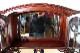 ce-68 1890年代 イギリス製 アンティーク ビクトリアン マホガニー ミラーバックキャビネット サイドボード