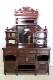 ce-14 1880年代 イギリス製 アンティーク ビクトリアン マホガニー エンパイヤキャビネット