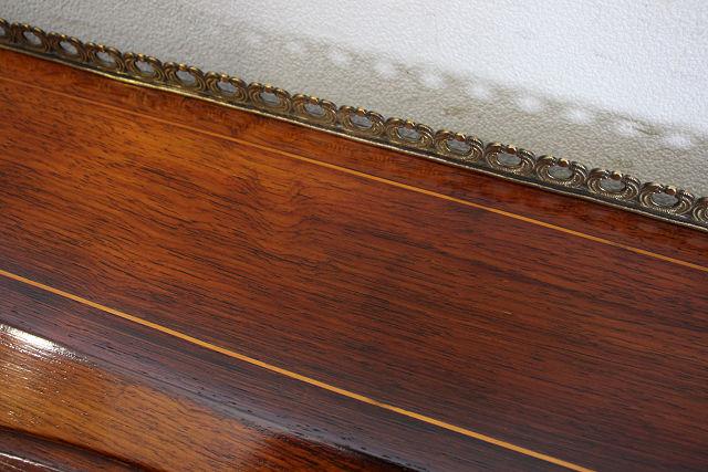 wd-7 1890年代 イギリス製 アンティーク ビクトリアン ローズウッド ルイ15世スタイル レディース ライティングビューロー