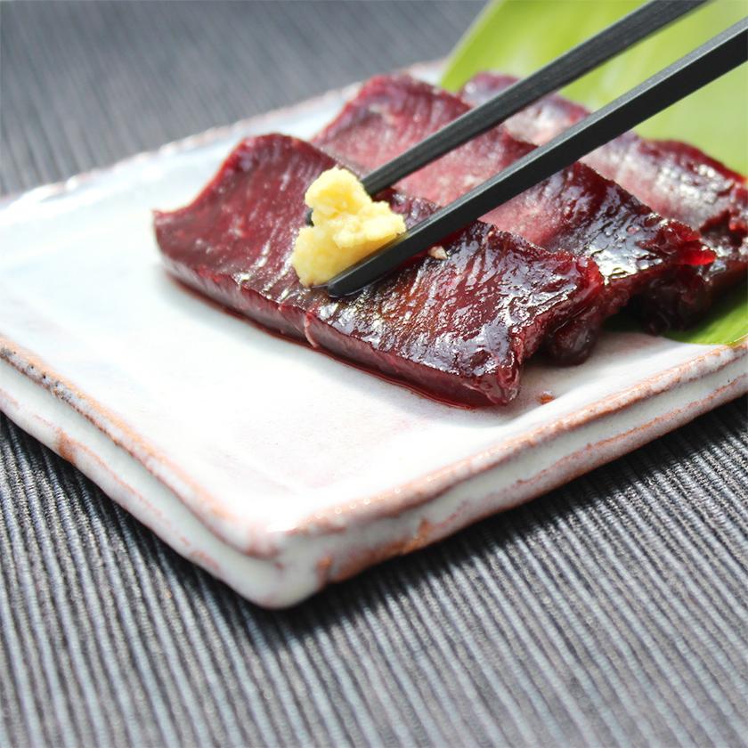 【送料無料】鯨赤肉(小切) 約500g