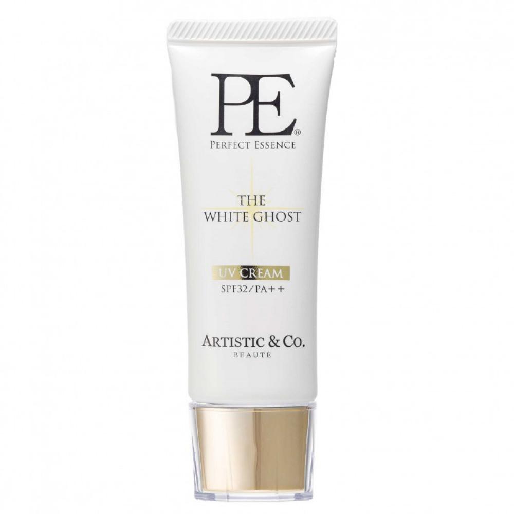 化粧下地 | PE ザ ホワイトゴースト UV ベースクリーム