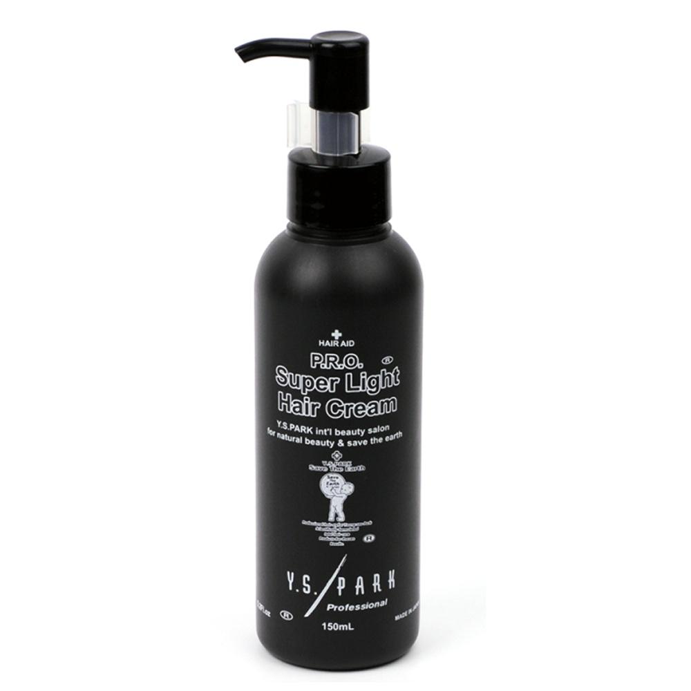 スタイリング剤   Y.S.PARK スーパーライトヘアクリーム 150ml