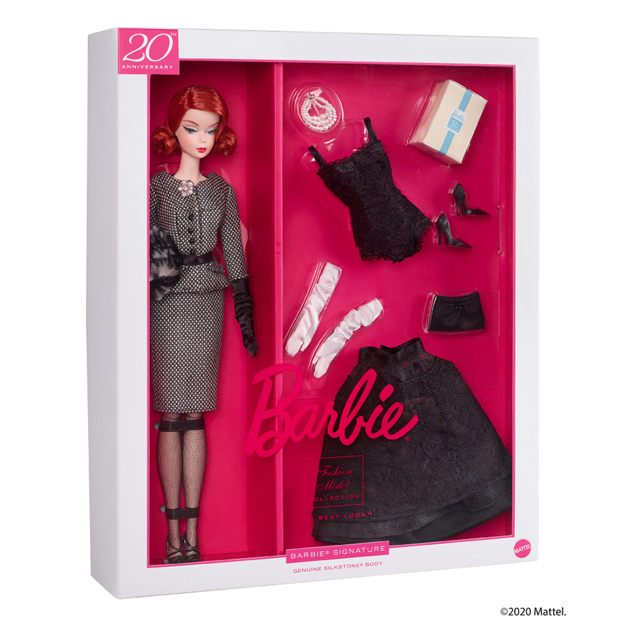 20周年Barbie人形セット | 20th anniversary Barbie
