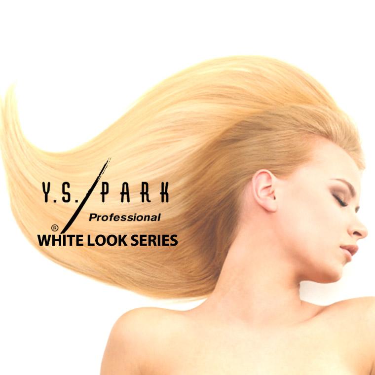 【Y.S. PARK】 紫シャンプー   White Look ホワイトルック シャンプー 200ml