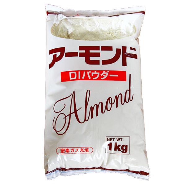 皮むきアーモンドプードル 生 1kg×10袋入