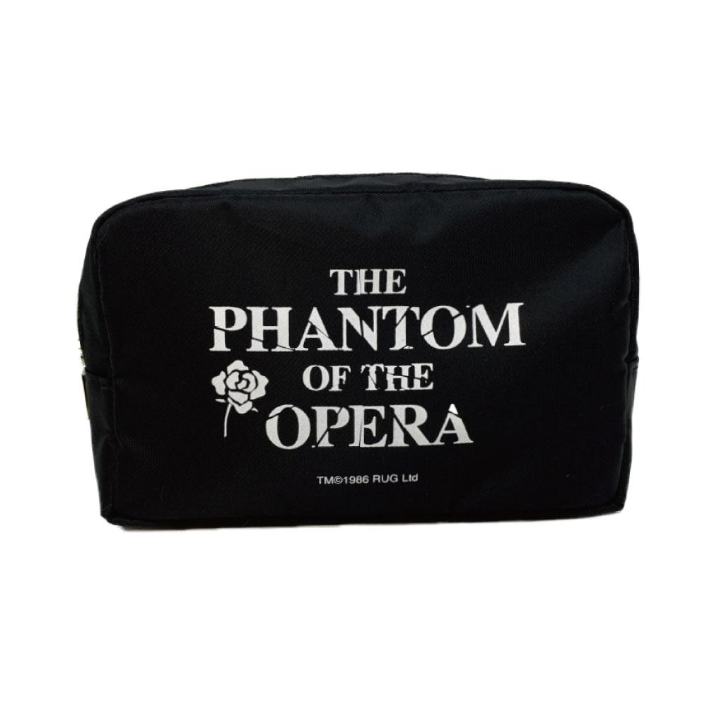 オペラ座の怪人 ナイロンポーチ