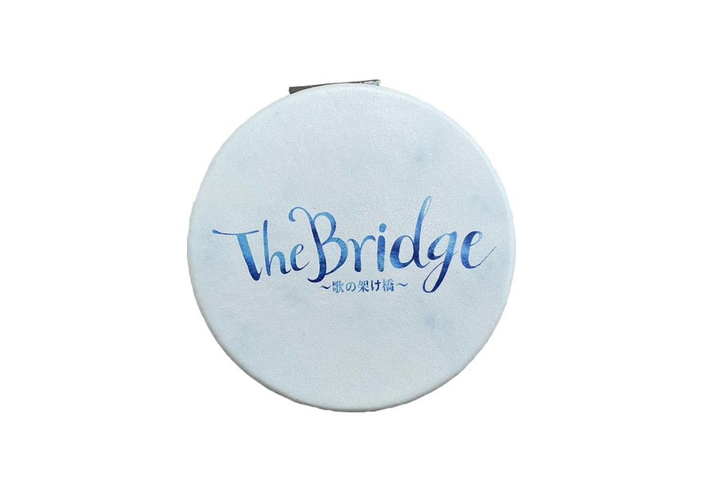 劇団四季 The Bridge 〜歌の架け橋〜 コンパクトミラー
