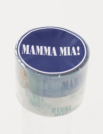 ★お求めやすい価格になりました★マンマ・ミーア! マスキングテープセット