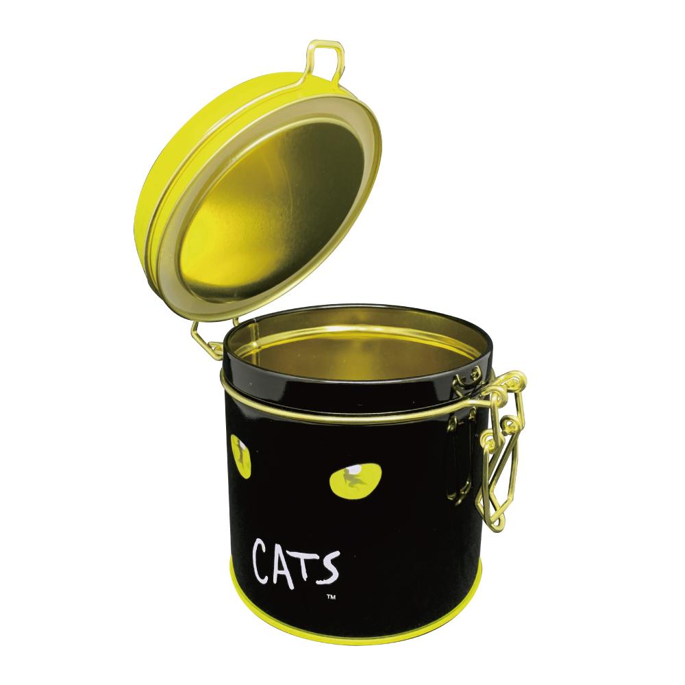 キャッツ キャニスター缶クッキー 2個セット (10%OFF)