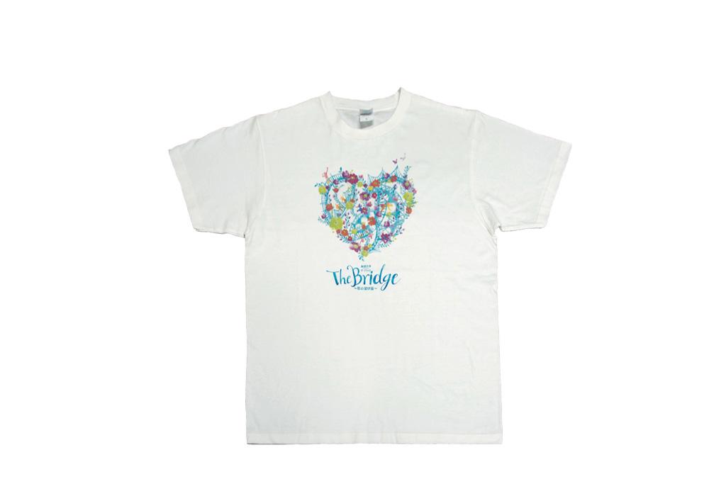 劇団四季 The Bridge 〜歌の架け橋〜 Tシャツ Mサイズ(ユニセックス)