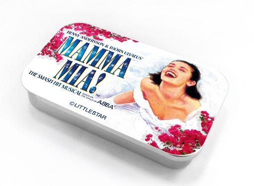 マンマ・ミーア! タブレット ホワイト