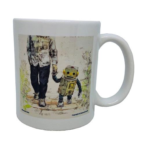 ロボット・イン・ザ・ガーデン マグカップ