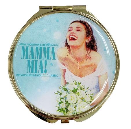 マンマ・ミーア! コンパクトミラー(花嫁)