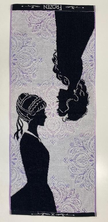 アナと雪の女王 フェイスタオル