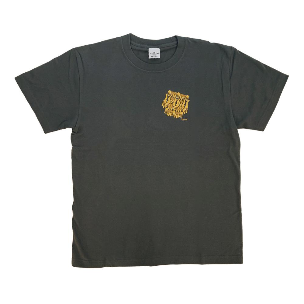 オペラ座の怪人 オークションTシャツ S