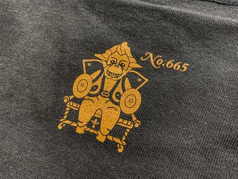 オペラ座の怪人 オークションTシャツ M