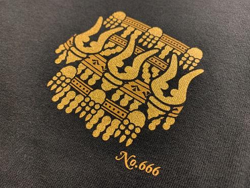 オペラ座の怪人 オークションTシャツ L