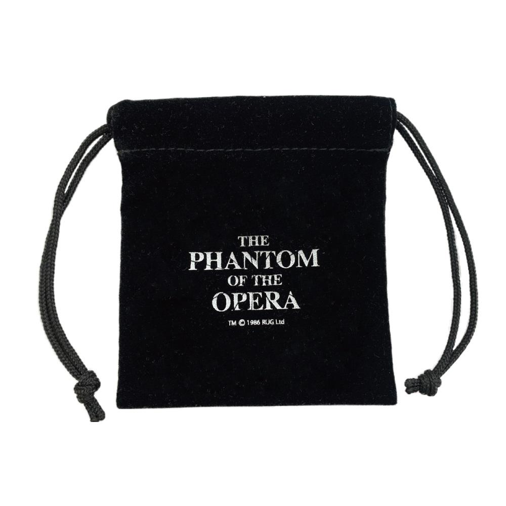 オペラ座の怪人 ミニミラー(巾着付き)