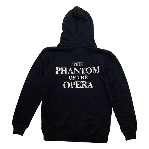オペラ座の怪人 パーカー Lサイズ