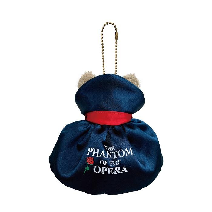 【New】オペラ座の怪人 ミニクリスティーヌベア