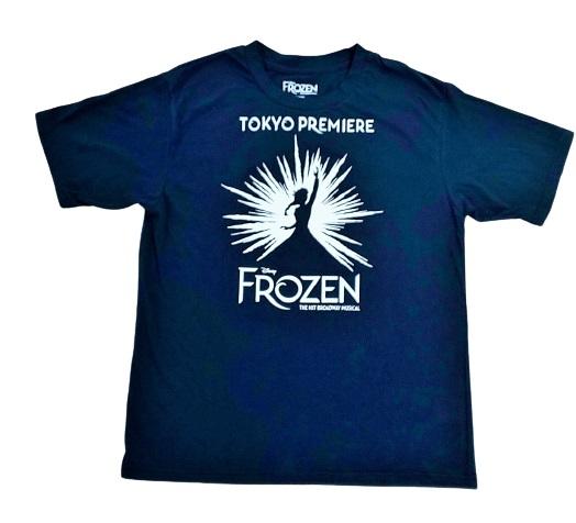アナと雪の女王 東京限定Tシャツ M (リニューアル)