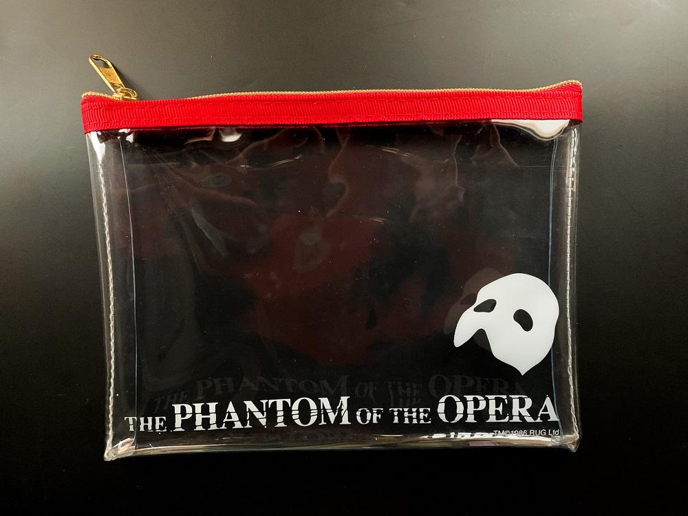 オペラ座の怪人 ダブルポーチ